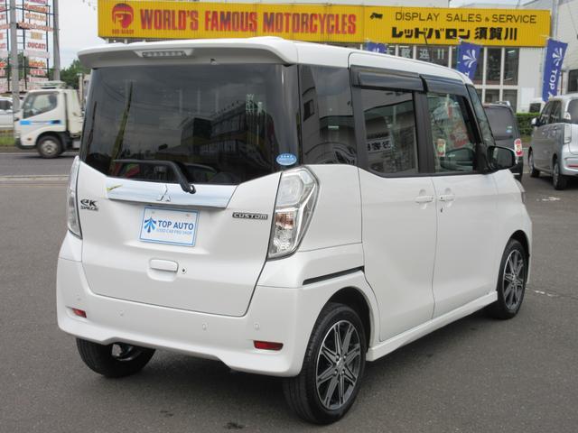 カスタムT セーフティパッケージ 4WD ターボ 保証付(12枚目)
