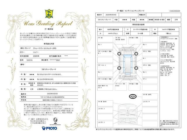 カスタムターボRS 4WD HIDライト キーレス 保証付(6枚目)