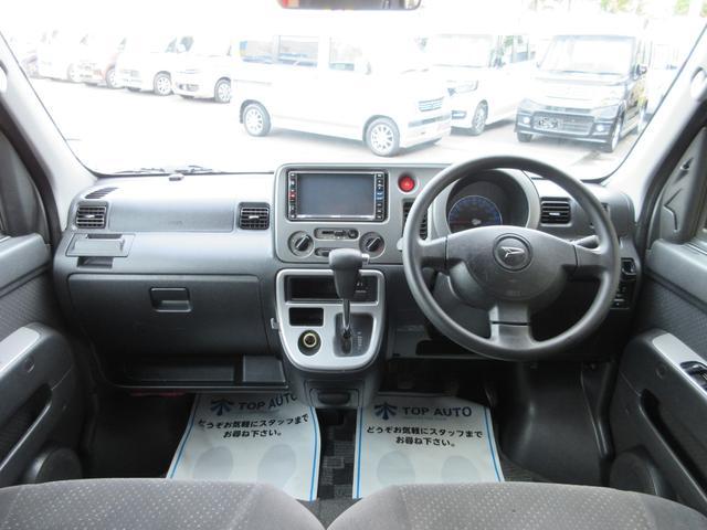 カスタムターボRS ブラックエディション 4WD ナビ TV DVD再生 ETC キーレス タイミングベルト交換済 保証(15枚目)