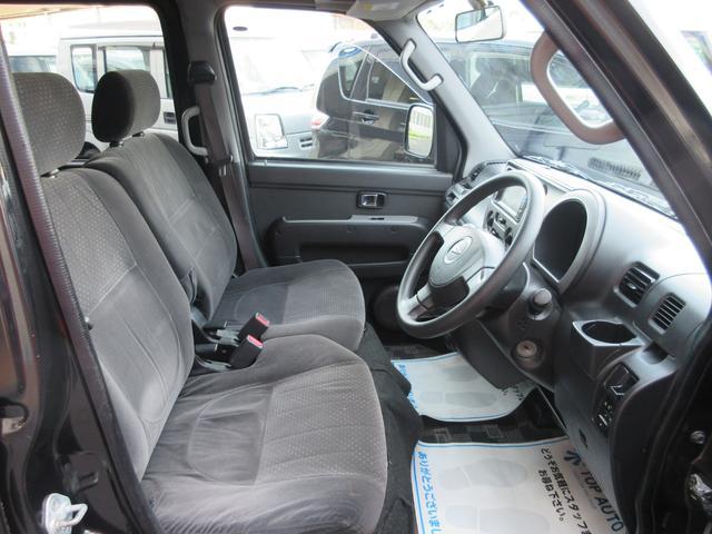 カスタムターボRS ブラックエディション 4WD ナビ TV DVD再生 ETC キーレス タイミングベルト交換済 保証(17枚目)