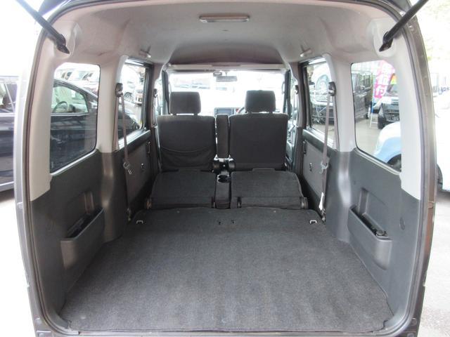 カスタムターボRS ブラックエディション 4WD ナビ TV DVD再生 ETC キーレス タイミングベルト交換済 保証(24枚目)
