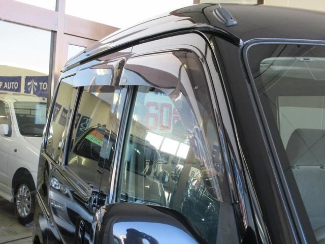 カスタムターボRS ブラックエディション 4WD ナビ TV DVD再生 ETC キーレス タイミングベルト交換済 保証(42枚目)