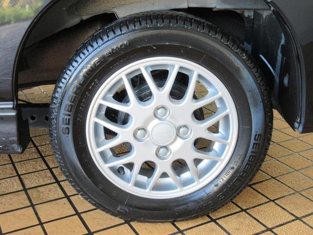 カスタムターボRS ブラックエディション 4WD ナビ TV DVD再生 ETC キーレス タイミングベルト交換済 保証(46枚目)