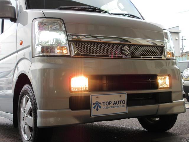PZターボ 4WD 電動スライドドア HIDライト フォグライト ナビ TV シートヒーター 保証付(43枚目)