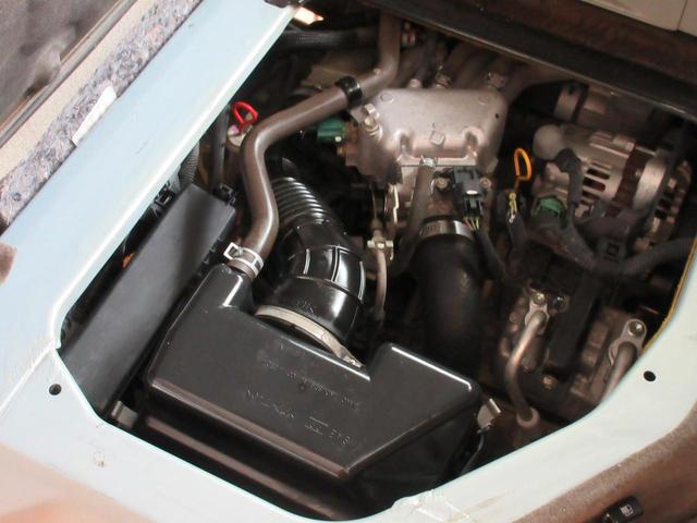 PZターボ 4WD 電動スライドドア HIDライト フォグライト ナビ TV シートヒーター 保証付(44枚目)