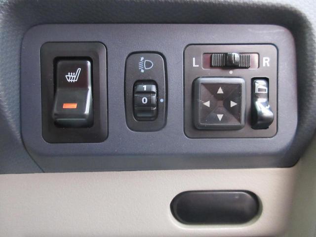 E FOUR 4WD ワンオーナー キーレス CD シートヒーター 無修復歴(29枚目)
