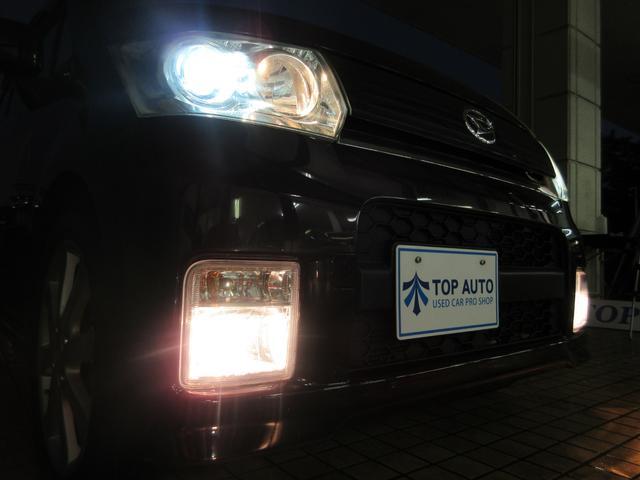 カスタム RS 4WD ターボ スマートキー ナビ TV DVD再生 ETC 無修復歴 保証付(42枚目)