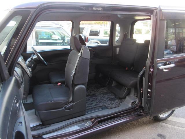 カスタムRS 4WD ターボ 電動スライドドア ナビ TV DVD再生 無修復歴 保証付(41枚目)