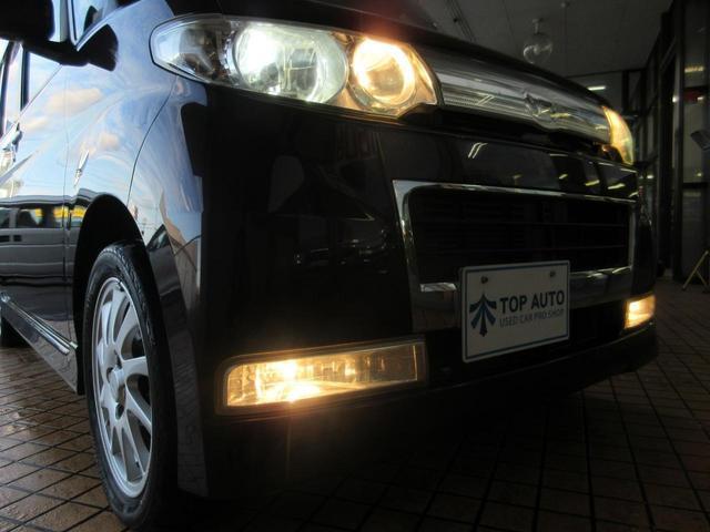カスタムRS 4WD ターボ 電動スライドドア ナビ TV DVD再生 無修復歴 保証付(42枚目)