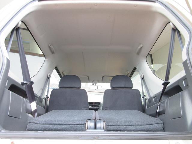 ワイルドウインド 4WD ターボ 6型 CD キーレス ETC シートヒーター 無修復歴 保証付(26枚目)