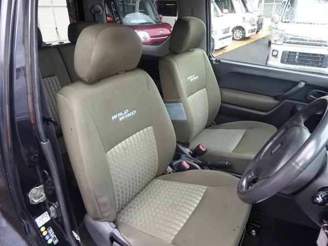 ワイルドウインド 4WD ターボ 6型 ワンオーナー ETC シートヒーター キーレス(27枚目)