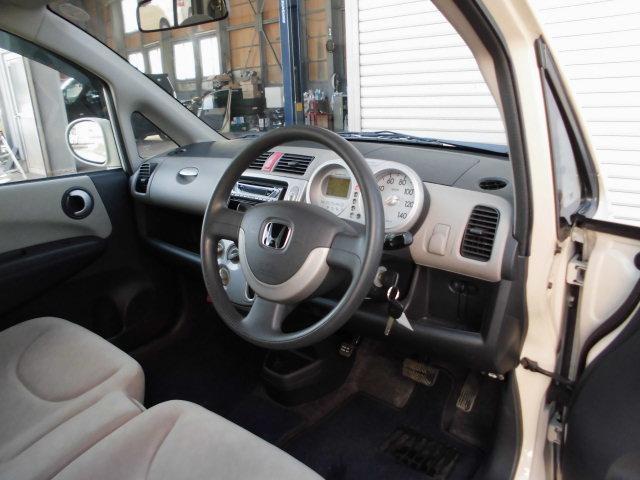 ホンダ ライフ F 4WD CD キーレス ベンチシート
