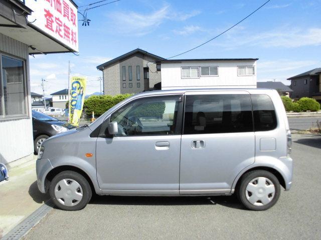 三菱 eKワゴン MS 4WD CD キーレス パワスラ エンジンスターター