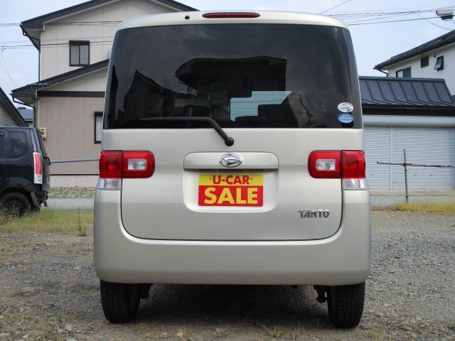 L 4WD キ-レス CD ピラ-レス 助手席側スライドドア(6枚目)