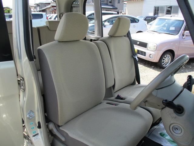 L 4WD キ-レス CD ピラ-レス 助手席側スライドドア(10枚目)
