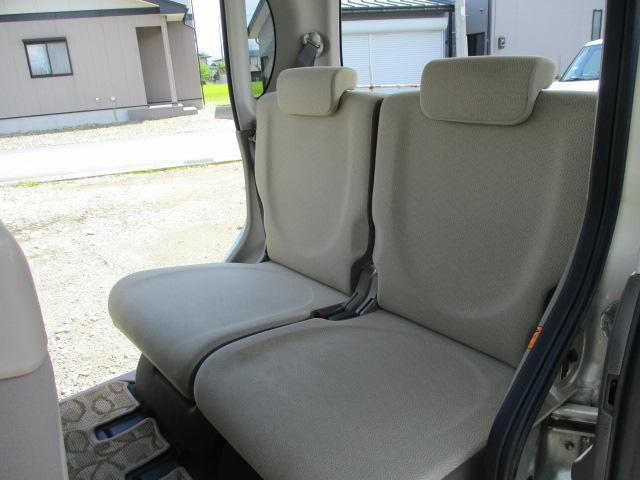 L 4WD キ-レス CD ピラ-レス 助手席側スライドドア(18枚目)