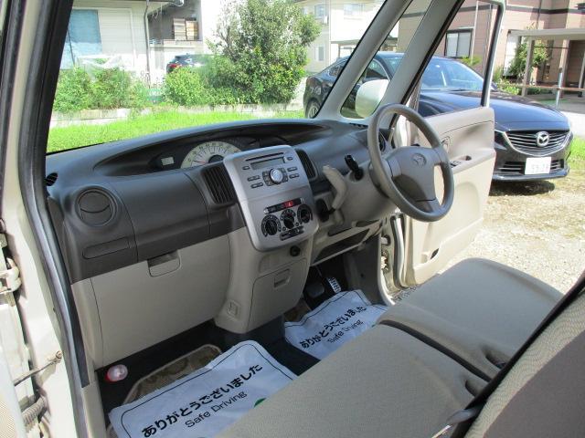 L 4WD キ-レス CD ピラ-レス 助手席側スライドドア(19枚目)