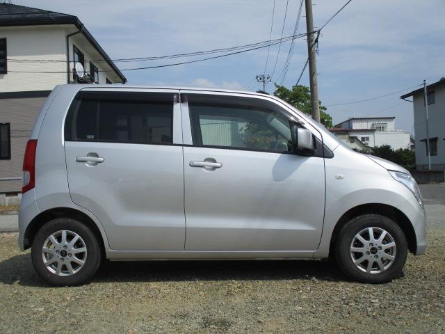 FX 4WD キ-レス CD シートヒ-タ- 社外アルミ(4枚目)