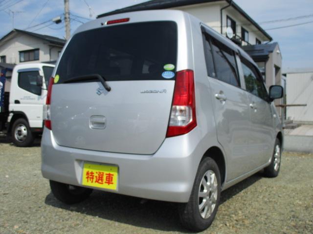 FX 4WD キ-レス CD シートヒ-タ- 社外アルミ(5枚目)