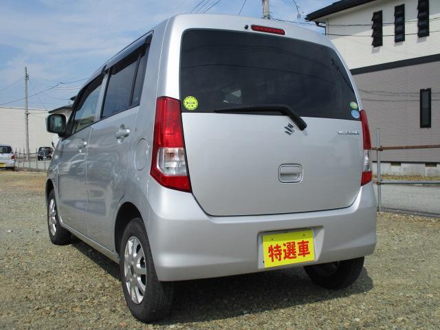 FX 4WD キ-レス CD シートヒ-タ- 社外アルミ(7枚目)