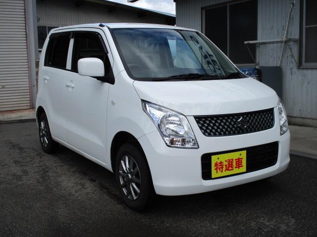 FX 4WD キーレス CD 社外アルミ ABS Tチェ-ン(3枚目)