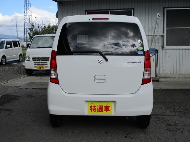 FX 4WD キーレス CD 社外アルミ ABS Tチェ-ン(6枚目)