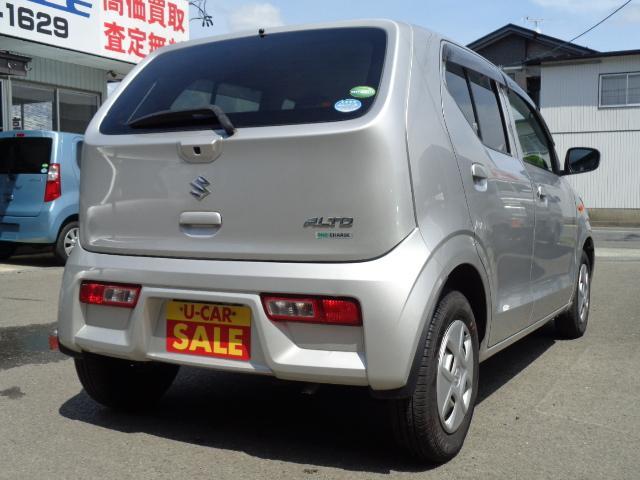 「スズキ」「アルト」「軽自動車」「山形県」の中古車5