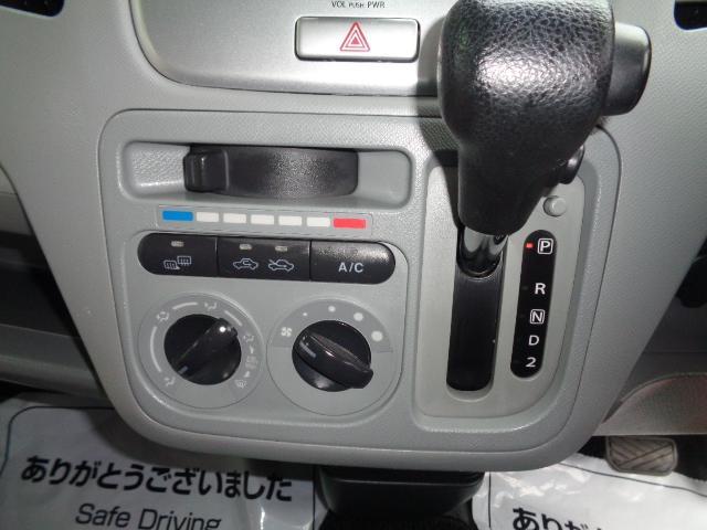 マニュアルA/C♪