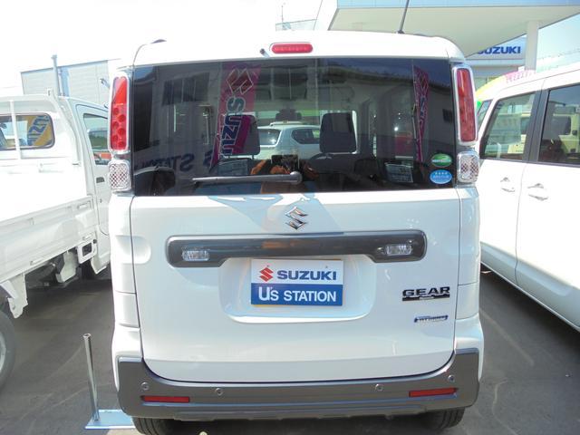 「スズキ」「スペーシアギア」「コンパクトカー」「福島県」の中古車11