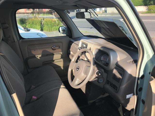 日産 キューブ 14S FOUR 4WD AW14インチ ミニバン 5人乗り