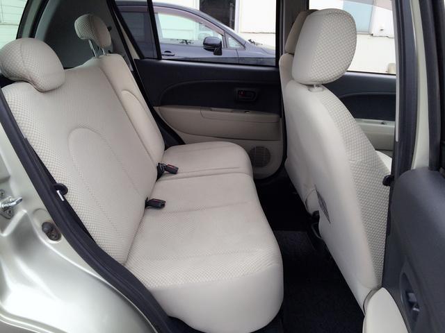トヨタ パッソ 4WD X