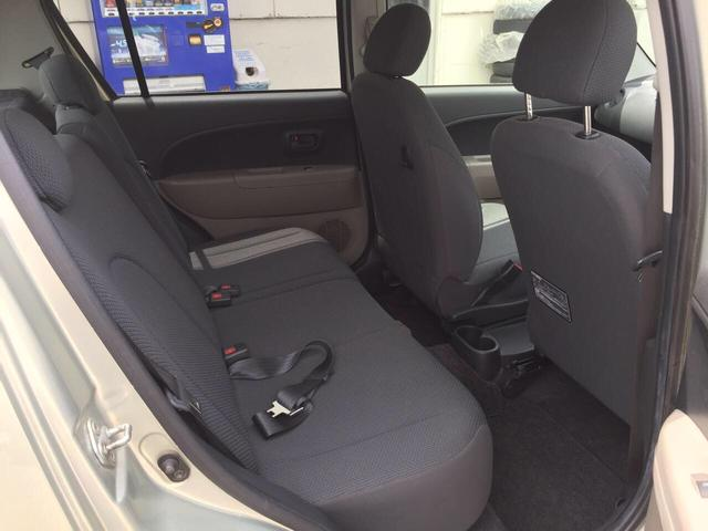トヨタ パッソ X4WD