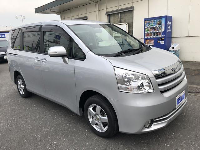トヨタ ノア X Lセレクション 4WDHDD ナビ