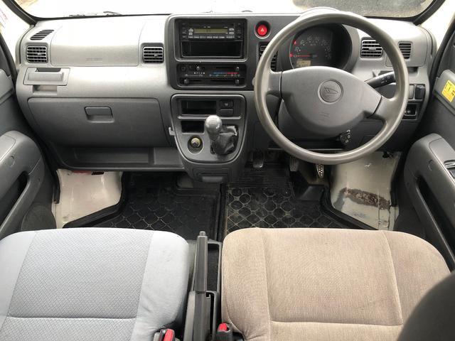 ダイハツ ハイゼットカーゴ DX HR 4WD