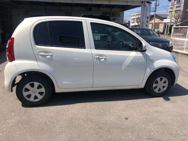 「トヨタ」「パッソ」「コンパクトカー」「青森県」の中古車7