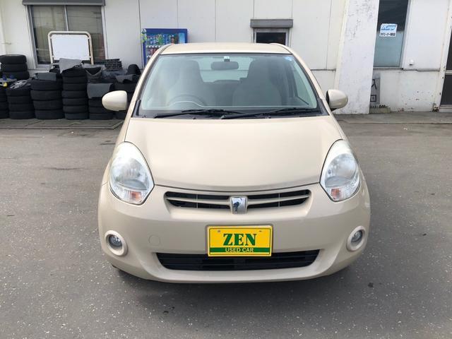 「トヨタ」「パッソ」「コンパクトカー」「青森県」の中古車2