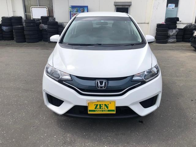 「ホンダ」「フィット」「コンパクトカー」「青森県」の中古車2