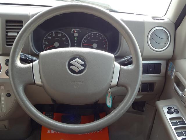 スズキ エブリイワゴン JPターボ 4WD キーレス シートヒーター
