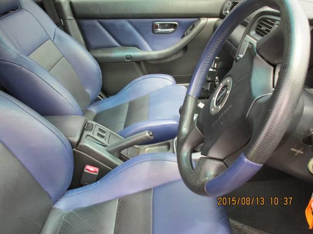 スバル レガシィツーリングワゴン GT-B E-tune 4WD タイミングベルト交換済み