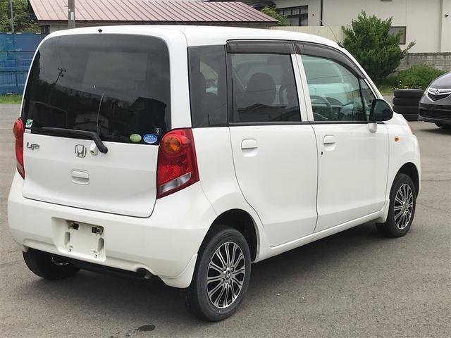 「ホンダ」「ライフ」「コンパクトカー」「秋田県」の中古車5
