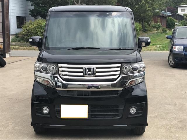 「ホンダ」「N-BOXカスタム」「コンパクトカー」「秋田県」の中古車2