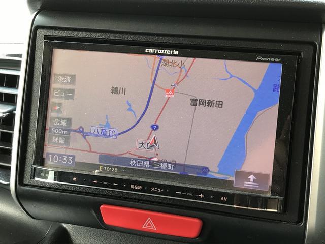 「ホンダ」「N-BOXカスタム」「コンパクトカー」「秋田県」の中古車35