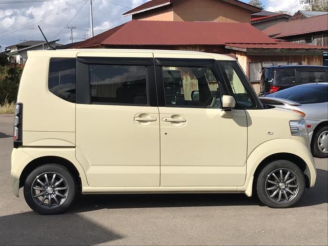 「ホンダ」「N-BOX」「コンパクトカー」「秋田県」の中古車4