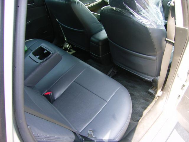 マツダ アテンザスポーツワゴン 23S 4WD エアロ 革調シートカバー 純正ナビ