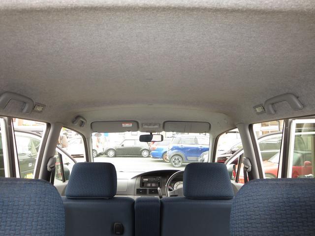 ダイハツ ムーヴ L 4WD CD ベンチシート キーレス