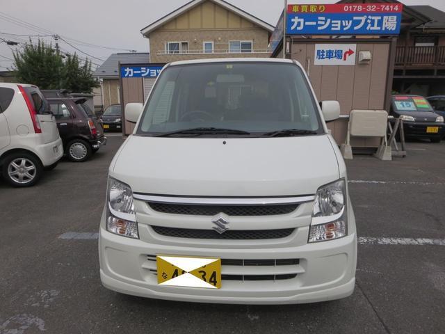 FX-Sリミテッド 4WD CD スマートキー ベンチシート(2枚目)