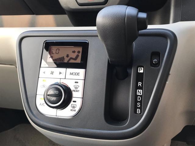 X LパッケージS 4WD セーフティセンス(18枚目)