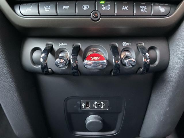 クーパーD クロスオーバー オール4 4WD ディーゼル HDDナビバックカメラ USB AUX端子 純正17インチアルミ LEDランプ ルーフレール アイドリングストップ(23枚目)