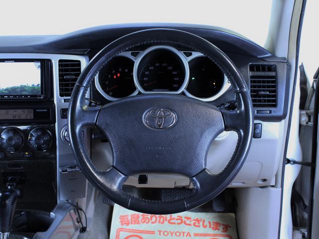トヨタ ハイラックスサーフ タイベル交換済みSSR-Gエアロ新20AW新イカリングライト