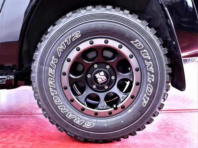 トヨタ ハイラックスサーフ 後期仕様4WD新AW新ホワイトレタータイヤ車載ロッドホルダー